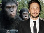 He's back! James Franco to make cameo in Dawn Of The Planet Of The Apes in flashback scene