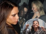So much for Viva Forever! Mel B stays in the U.S. to work as Spice Girls reunite for Victoria Beckham's 40th... but was she even invited?