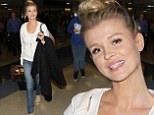 'And the birthday bash continues!' Joanna Krupa returns to Miami as she keeps the party going by celebrating turning 35 with husband Romain Zago