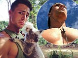 Colton Haynes shares his Australian experience on his Instagram account