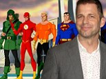 Warner Bros. confirms production of a Justice League movie to be directed by Zack Snyder