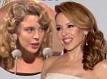 Kylie Minogue's Australian twang revealed in Logie awards footage from 1988