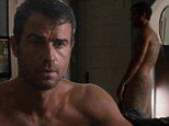 Not a bad sight! Justin Theroux goes shirtless for the new trailer of his upcoming HBO series The Leftovers
