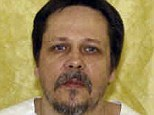 Killer: McGuire (pictured) was sentenced to death for the rape and murder of Joy Stewart in 1989