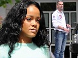 Defamation lawsuit: Rihanna, shown on Monday in New York City, was sued by her former bodyguard Geoffrey Keating, shown last June, for alleged defamation in a court in Ireland