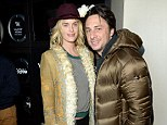 'They are continuing their friendship but are no longer a couple': Zach Braff and Taylor Bagley 'split' after FIVE years of dating