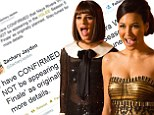 Naya Rivera 'written out of Glee's fifth season finale' following feud with co-star Lea Michele
