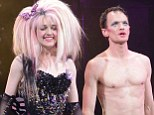 In the running: Hedwig and the Angry Inch star Neil Patrick Harris has received a nod for his role in the revival at the Tony Awards