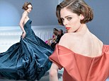 Coco Rocha at Zac Posen fashion show