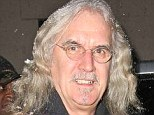 Comedian Billy Connollysaid now is not the time to be 'split up' as he voiced fears about Scottish independence