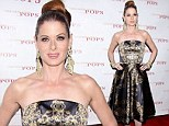 Debra Messing shows off weight loss