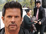Lorenzo Lamas files for bankruptcy for the second time in ten years with over $322K in debts ... as he's set to star on Celebrity Apprentice