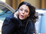 Outrageous:  Bethenny Frankel has turned down estranged husband Jason Hoppy's $10 million request to settle their divorce