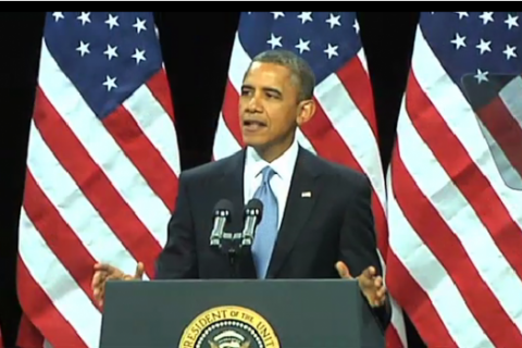 Obama touts plan for immigration reform at stop in Las Vegas