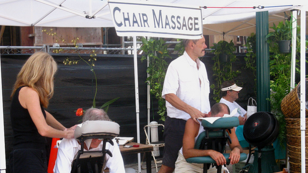 What's the Difference Between All These Types of Massages?