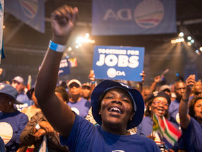 The grassroots movement's decision to endorse the DA has taught us crucial lessons about the practice of democracy, writes Mike van Graan.