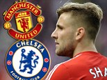 Luke Shaw set for Southampton talks amid Chelsea and Manchester United interest