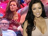 Tuesday, May 06 20149AM 14°C12PM17°C5-Day Forecast NFL hostess gains overnight fame after appearing footage of her VERY provocative Clippers courtside primping goes viral