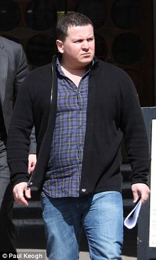 Spurned: Elie Taktouk, Daniella's millionaire ex-husband