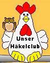 Ich bin aktiv im Häkelclub :)