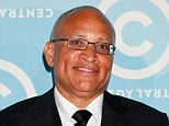 He finally has his own show: Larry Wilmore has been tabbed to replace Stephen Colbert starting next year