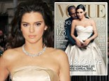 Following in Kim's footsteps! Kendall Jenner 'to appear in next issue of Vogue'