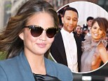 Chrissy Teigen shares desire to have an 'Angelina- Brad-type brood' with husband John
