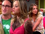 Kaley Cuoco's alter ego Penny lands bizarre role as 'bisexual go-go dancing killer gorilla' in Big Bang Theory episode
