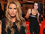 Now Katie Price accuses the cousin of Prince Harry's ex girlfriend Cressida Bonas of having affair with husband Kieran - as she kicks him out to shed at the bottom of the garden