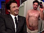 'It's what the people want!' James Franco defends his near-nude selfies as he explains they gain him 'a lot of followers'