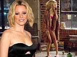 Elizabeth Banks 'sued by writer who claims she stole his story for her new film Walk Of Shame'