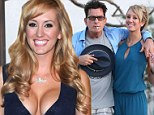 Meet Scottine Sheen! Charlie's fiancee Brett Rossi casts off her porn name ahead of couple's marriage