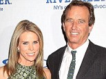 Engaged! Cheryl Hines and Robert Kennedy Jnr. have decided to marry