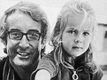 Victoria with her father in Monte Carol in 1968. When the Pink Panther and Goons star died of a heart attack in 1980, aged 54, he left Victoria, his only child just £800