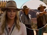 Gunslinger Charlize Theron schools Seth MacFarlane on how to shoot in new red band trailer for A Million Ways To Die In The West