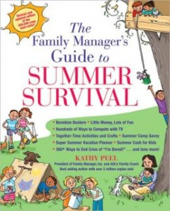 summer survival fun kids book