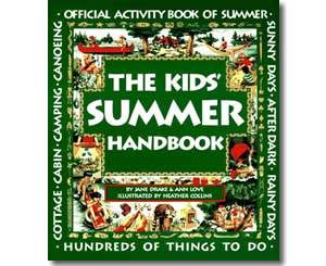summer handbook activities kids book