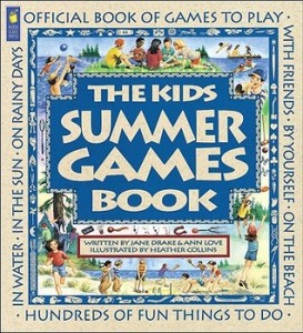 summer games for kids book