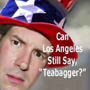 Drudge Report: Los Angeles can still say 'teabagger,' or 'Can they?' asks Matt