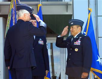 New 50th Space Wing commander: 'I will strive to make a difference'