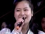 Executed: Hyon Song-wol, right, has apparently been put to death by her ex-boyfriend Kim Jong Un, left