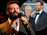 Giving back! Hugh Jackman takes time out from busy X-Men promo tour to launch foundation with wife Deborra-Lee Furness for the next batch of rising stars