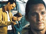 Lost in space: Matthew McConaughey is brought to tears as he leaves his daughter behind on Earth in new Interstellar trailer