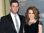 It'll be a girl! Alyssa Milano announces she's expecting a daughter with agent husband David Bugliari