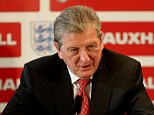 Staying on? The FA want England manager Roy Hodgson to stay in charge until at least the 2018 World Cup in Russia