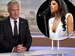 Didier Deschamps sues Samir Nasri's girlfriend
