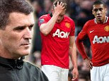 Roy Keane: Man United duo Chris Smalling and Phil Jones aren't good enough to play for England
