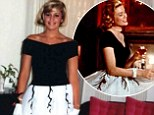 Flashback: Gwen Stefani shared an image on Thursday of herself at age 17 in a Grace Kelly inspired prom dress
