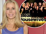 Real Housewives star Aviva Drescher 'to be cut from more episodes after refusing to join castmembers on two trips'