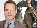 Now that's scary! Bryan Cranston reveals he almost passed on starring role in Godzilla... as it's predicted film  could take in $80m for US opening weekend